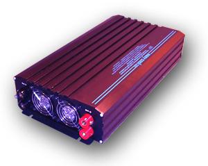 Oprava měniče 12VDC/230VAC