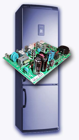 Electrolux ENB3660s (92840512801) – Oprava lednice
