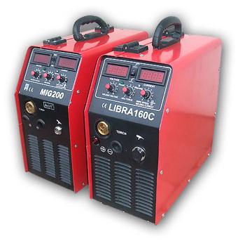 Tuson Libra 160C MIG200 – Svářecí invertory
