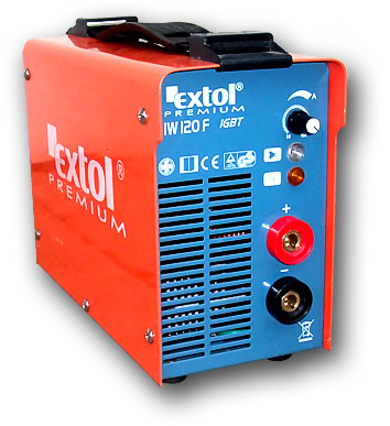Extol IW120F – Oprava svářecího invertoru