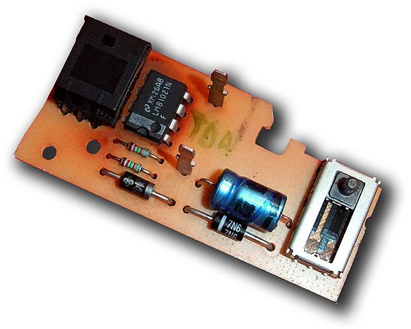 Motorek naklápění světel – Octavia LMB1021N