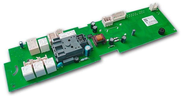 BOSCH WTE 86304 – Oprava elektroniky sušičky