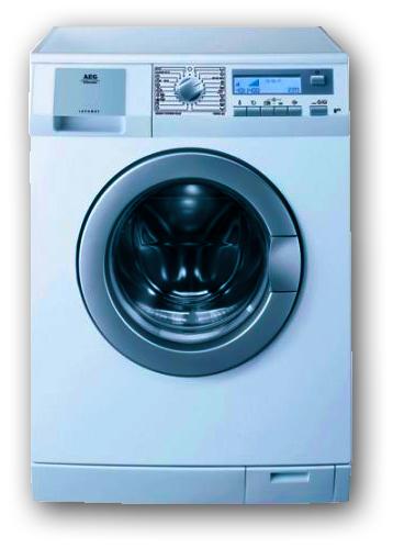 AEG Lavamat – Oprava pračky