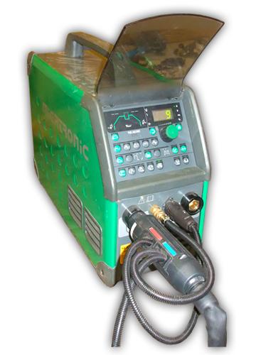 Migatronic Pi 250 - Oprava svářecího stroje