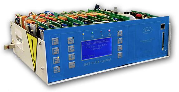 RSG SAT FLEX Controller – Oprava desky elektroniky