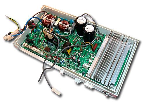 IVT 12KHR-N Oprava tepelného čerpadla