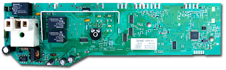 Zanussi Washing machine spare parts – Repair printed circuit board