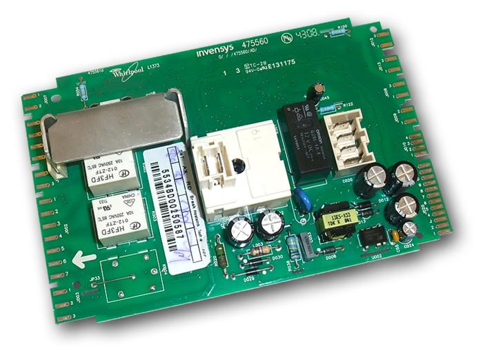 Whirlpool L1373 – Oprava programátoru pračky