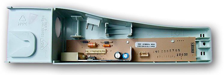 SIEMENS KI30M441 – OPRAVA ELEKTRONIKY CHLADNIČKY