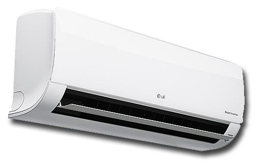 LG E12SQU – Oprava jednotky klimatizace