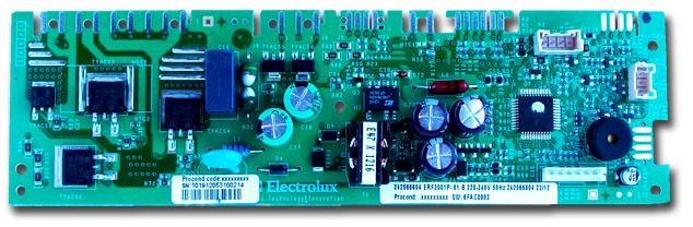 ERF2001P – Nefunkční lednice AEG – Oprava