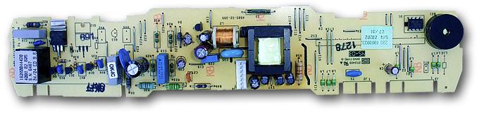 Ariston MBA3842 – Oprava elektroniky chladničky