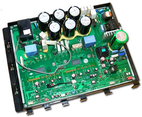 LG EAX42702201 EBR377981 - Porucha invertoru