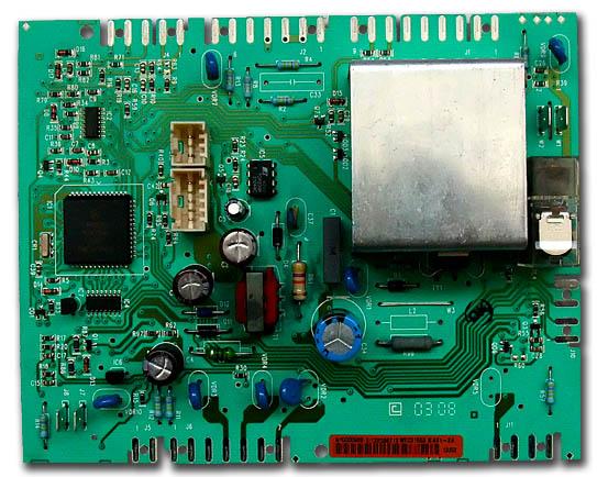 Chybové kódy Electrolux EWM1000PLUS