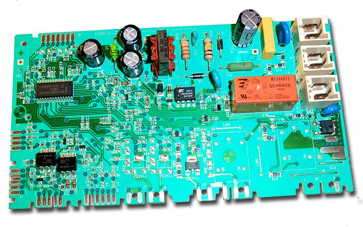 AEG ELECTROLUX EA0 – Oprava modulu sušičky