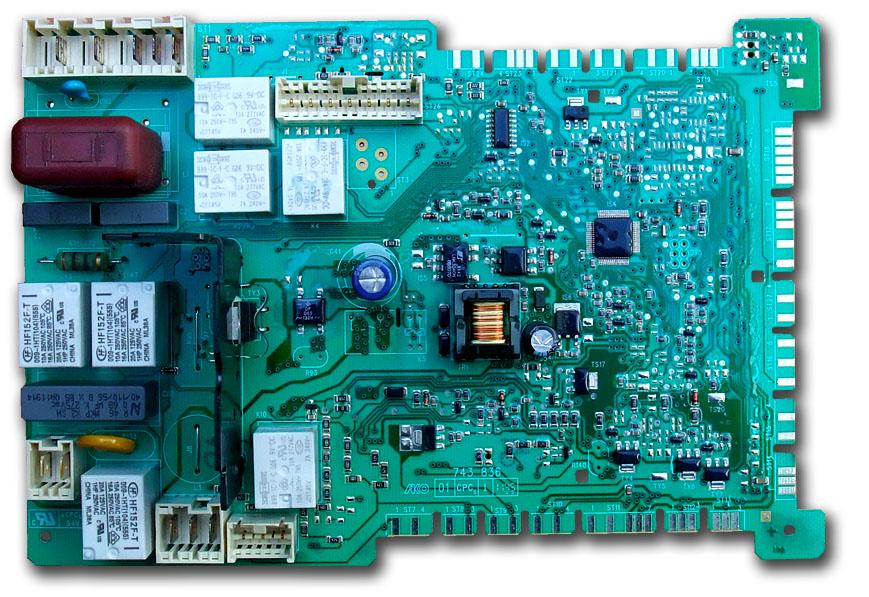 AKO-755621-00 – Oprava programátoru pračky Bosch