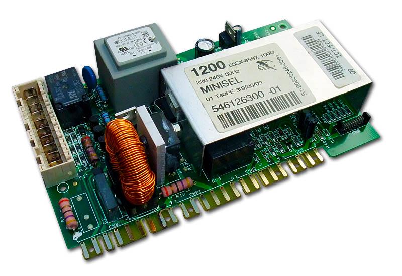 MINISEL 1200 – Oprava programátoru pračky ARDO