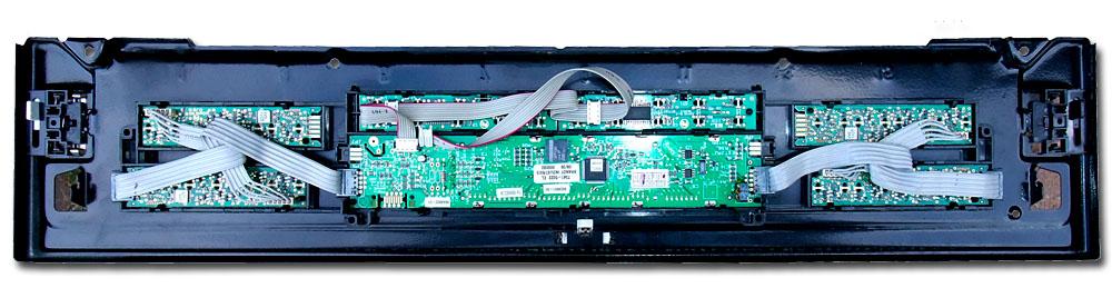 Oprava řídící jednotky trouby BRANDT FP 630 XT